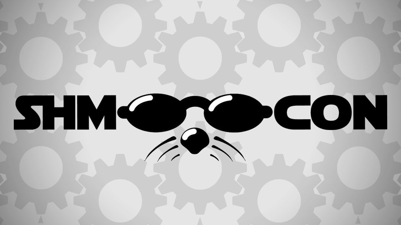 ShmooCon event logo